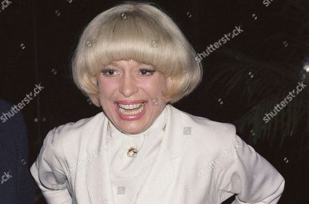 Carrol Channing. Actress Carol Channing in New York. Channing, whose career spanned decades on Broadway and on television has died at age 97. Publicist B. Harlan Boll says Channing died of natural causes early in Rancho Mirage, Calif