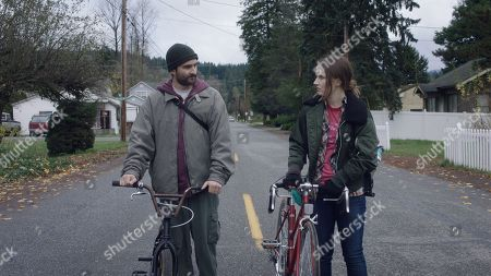 Jay Duplass as Chris and Kaitlyn Dever as Hildy