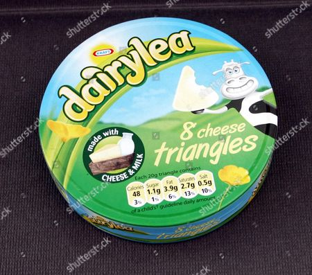 Dairylea 8 Cheese Triangles Products That Being Editorial