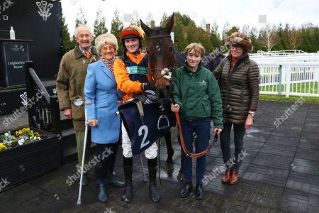 Editorial photo of Horse Racing - 15 Jan 2019