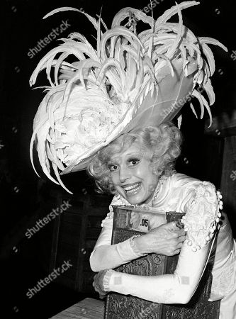 "Carol Channing, star of the original ""Hello, Dolly,"" in New York. Channing, whose career spanned decades on Broadway and on television has died at age 97. Publicist B. Harlan Boll says Channing died of natural causes early in Rancho Mirage, Calif"