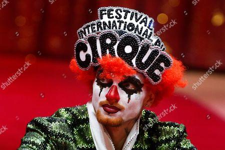 43rd Monte Carlo Circus Festival photocall