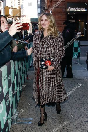 Stock Picture of Dianna Agron