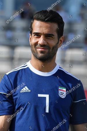 Masoud Shojaei (IRN)