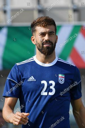 Ramin Rezaeian (IRN)