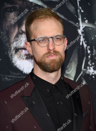 "Adam David Thompson attends the premiere of ""Glass"" at the SVA Theatre, in New York"