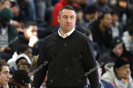 Editorial image of Empire Invitational High School Basketball, Bronx, USA - 13 Jan 2019