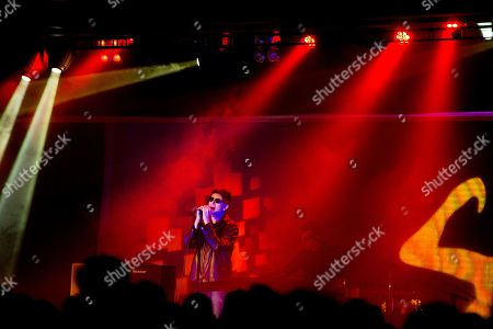 Echo & The Bunnymen - Ian McCulloch, Jez Wing