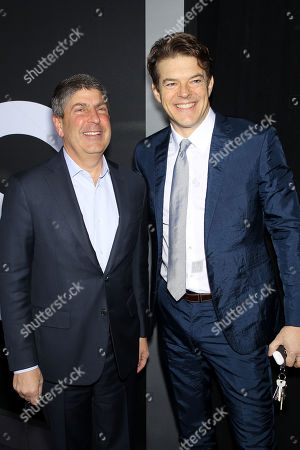 Jeff Shell (Chairman Filmed Ent. Group), Jason Blum (Producer)