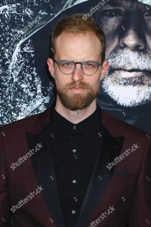 Editorial image of 'Glass' film premiere, New York, USA - 15 Jan 2019