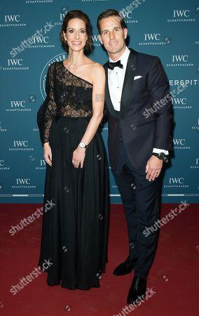 Franziska Gsell and Christoph Grainger-Herr