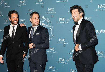Editorial image of International Watch Company Schaffhausen Gala, Geneva, Switzerland - 15 Jan 2019