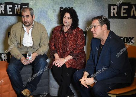 Adam Siegel, Julie Larson, Michael Greif