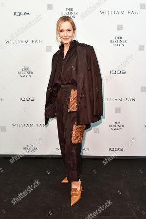 Editorial picture of William Fan show, Fall Winter 2019, Mercedes Benz Fashion Week, Berlin, Germany - 15 Jan 2019