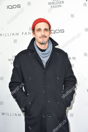 Editorial image of William Fan show, Fall Winter 2019, Mercedes Benz Fashion Week, Berlin, Germany - 15 Jan 2019