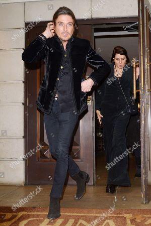 Sadie Frost and Darren Strowger
