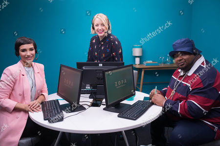 Frankie Bridge, Lauren Laverne and Big Narstie answer calls for Zopa, the FeelGood MoneyTM company, which is adding an extra dose of feel good to its award winning customer service for one day only on Wednesday 23d January.