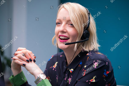 Lauren Laverne answers calls for Zopa, the FeelGood MoneyTM company, which is adding an extra dose of feel good to its award winning customer service for one day only on Wednesday 23d January.