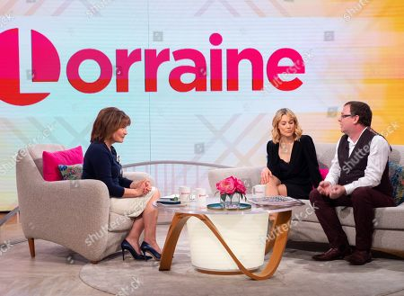 Editorial photo of 'Lorraine' TV show, London, UK - 16 Jan 2019