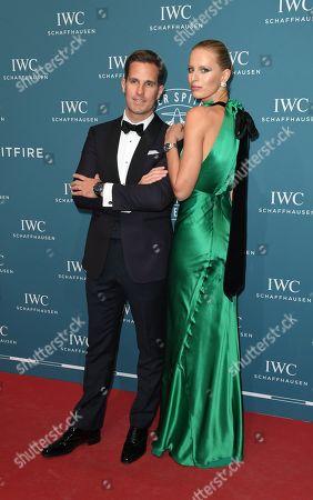 Editorial photo of International Watch Company Schaffhausen Gala, Geneva, Switzerland - 15 Jan 2019