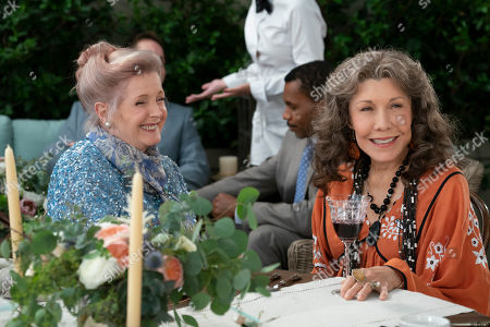Editorial photo of 'Grace And Frankie' TV Show Season 5 - 2019