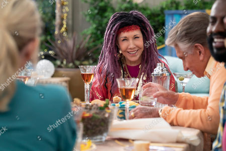 Editorial image of 'Grace And Frankie' TV Show Season 5 - 2019