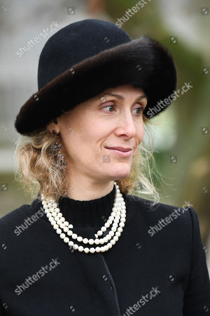 Stock Image of Princess Sibilla of Luxembourg