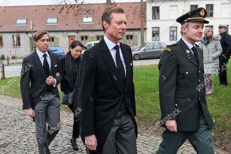 Grand Duke Henri of Luxembourg, Prince Felix, Princess Claire