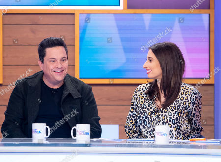 Dom Joly, Stacey Solomon