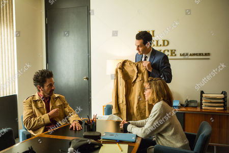 Editorial picture of 'Get Shorty' TV Show Season 2 - 2018