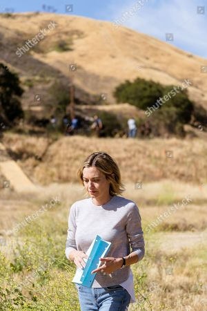 Stock Photo of Megan Stevenson as April Quinn