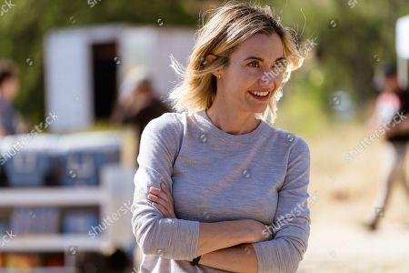 Stock Image of Megan Stevenson as April Quinn