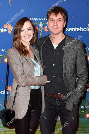 Joe Thomas and Hannah Tointon