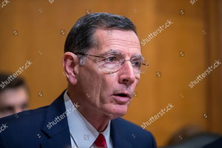 Republican Senator from Wyoming and committee chair John Barrasso speaks at the confirmation hearing for Acting Environmental Protection Agency administrator Andrew Wheeler at the Senate Environment and Public Works Committee on Capitol Hill in Washington, DC, USA, 16 January 2019. If confirmed, Wheeler would permanently replace former EPA administrator Scott Pruitt.