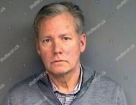 """Stock Image of This booking photograph released, by the Stamford, Conn., Police Department shows Chris Hansen, former host of the television program """"To Catch a Predator,"""" arrested Monday in his hometown of Stamford, on charges he he wrote bad checks for $13,000 worth of marketing materials"""