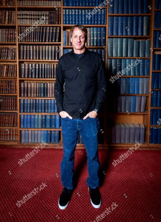 Tony Hawk at Oxford Union