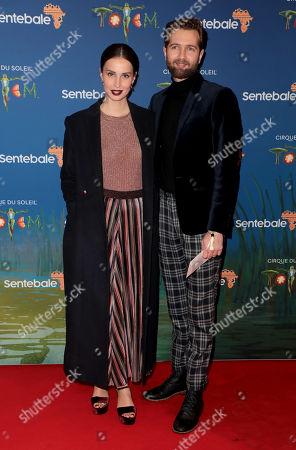 Heida Reed and Sam Ritzenberg