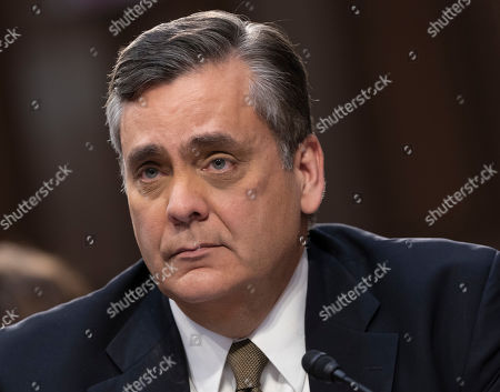 Professor Jonathan Turley, J.B. and Maurice C. Shapiro Professor of Public Interest Law at George Washington University Law School participates in a confirmation hearing of William Barr to be the United States Attorney General, hearing held by the Senate Judiciary Committee