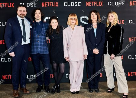 Editorial photo of 'Close' Netflix special screening, London, UK - 16 Jan 2019
