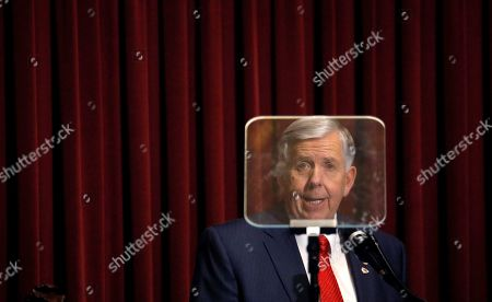 Missouri Governor Mike Parson State of the State address, Jefferson