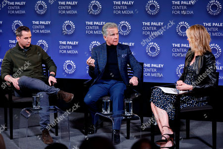 Editorial image of PaleyLive NY: In Pursuit with John Walsh, New York, USA - 16 Jan 2019