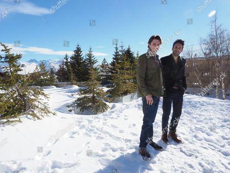 Eugene Simon and Erwan Marinopoulos