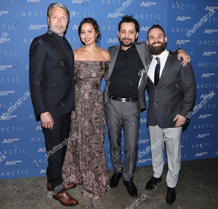 Editorial image of New York Special Screening of 'ARCTIC', USA - 16 Jan 2019