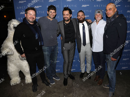 Editorial picture of New York Special Screening of 'ARCTIC', USA - 16 Jan 2019