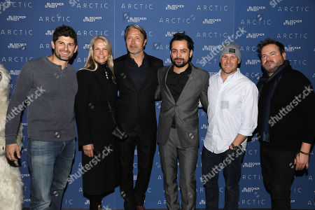 Aaron Scotti, Martha De Laurentiis (Producers), Mads Mikkelsen, Joe Penna (Director), Chris Lemole and Noah C Haeussner (Producers)