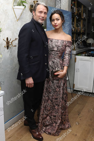 Editorial photo of New York Special Screening of 'ARCTIC' - Afterparty, USA - 16 Jan 2019
