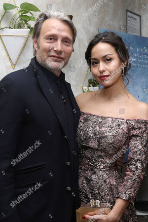 Editorial image of New York Special Screening of 'ARCTIC' - Afterparty, USA - 16 Jan 2019