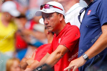 Editorial picture of Australian Open 2019, Day Four, Tennis, Melbourne Park, Melbourne, Australia - 17 Jan 2019