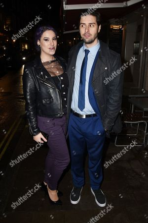 Editorial photo of 'Tonia Buxton and The Secret of Spice' book launch party, London, UK - 16 Jan 2019