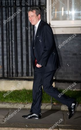 Damien Hinds . Government Reshuffle In Downing Street 8th January 2018. Damien Hinds.
